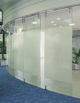 Automatic sliding glass walls for Sliding glass walls residential